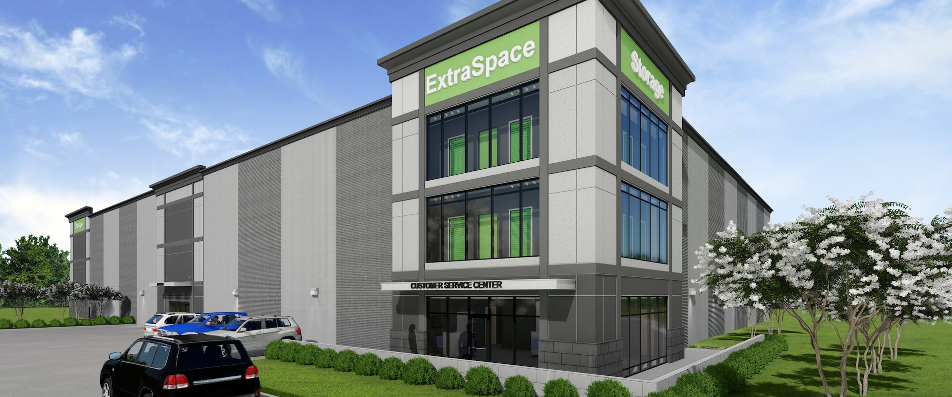 Extra Space Storage - Spartanburg